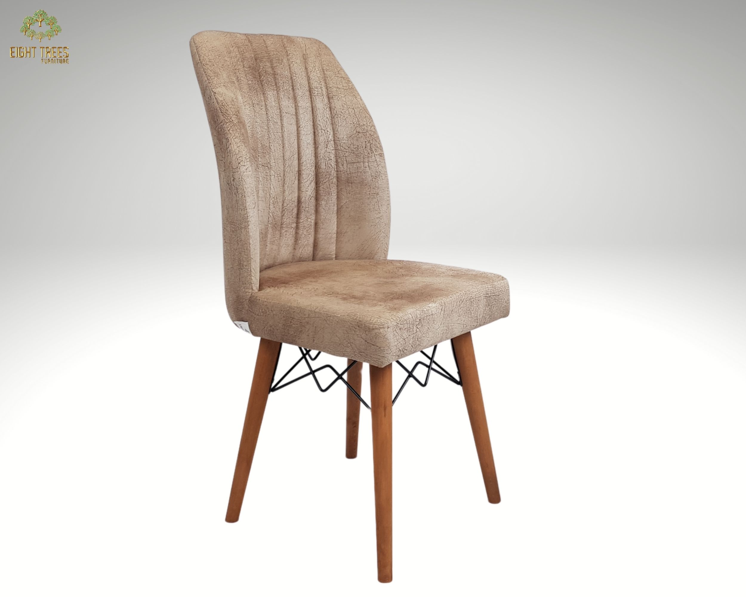 Fortuna brown Dining Chair