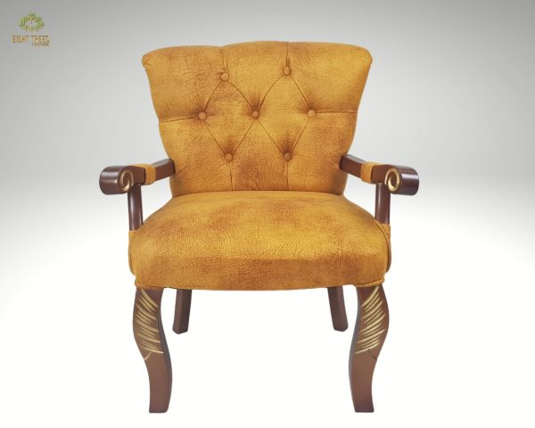 Yellow Cocktail Chair