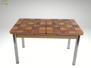EXTENDABLE DINING TABLE (walnut)