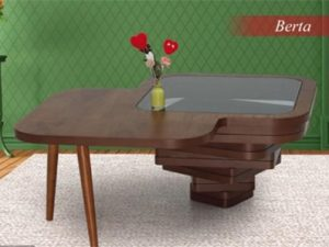 Berta Coffee Tables