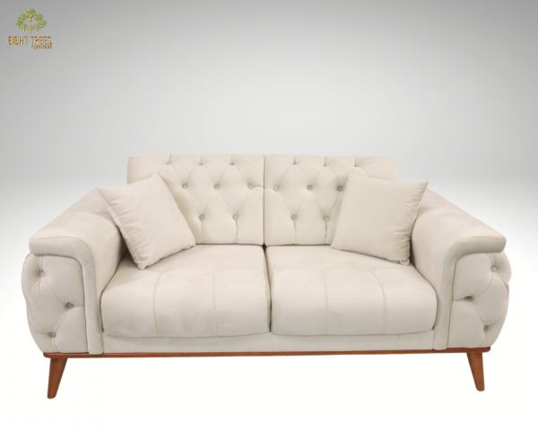 2 seater sofa extendable