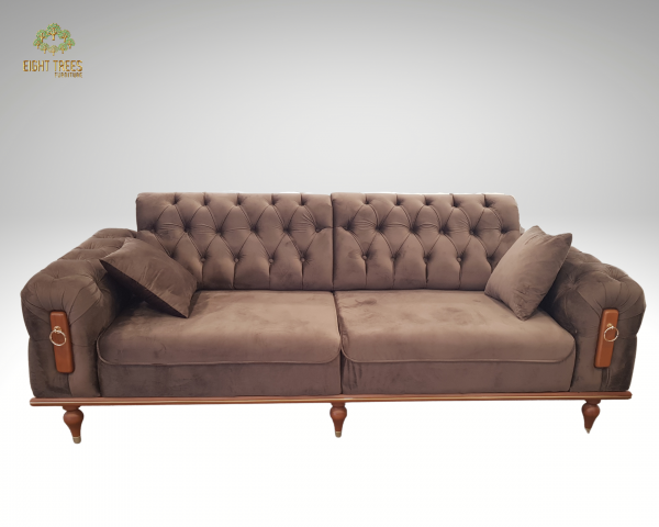 3 Seater Sofa (Extendable )