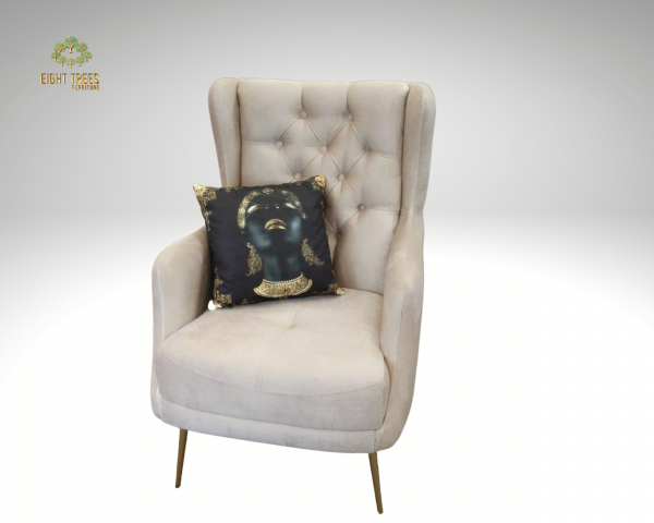 Maestro cream armchair