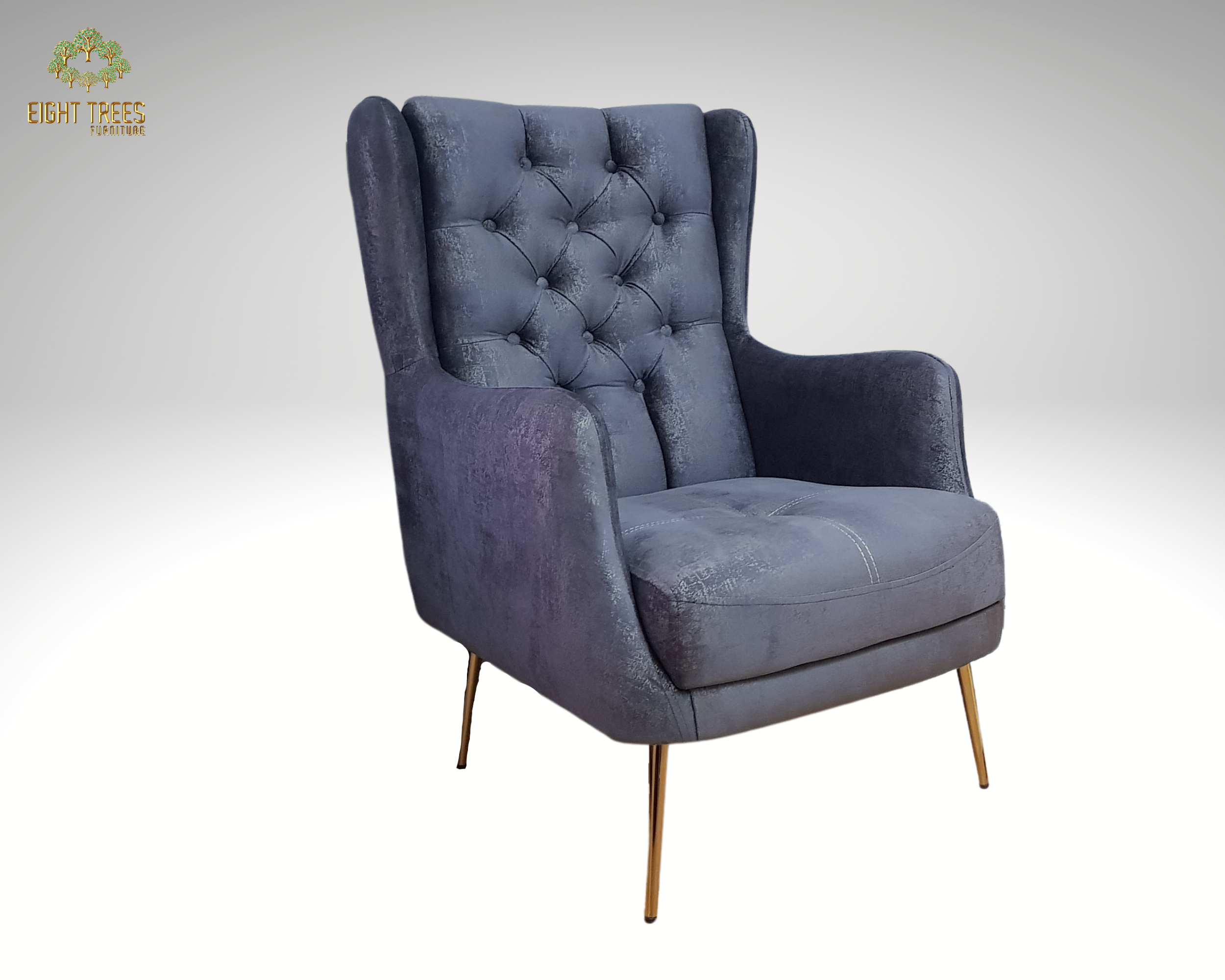 Maestro Grey Armchair