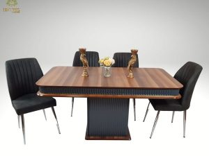 Dining Table with Cupboard